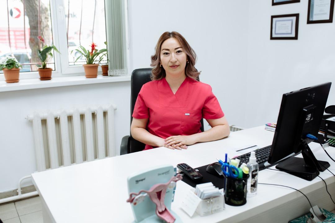 Фото Касымалиева Айнура